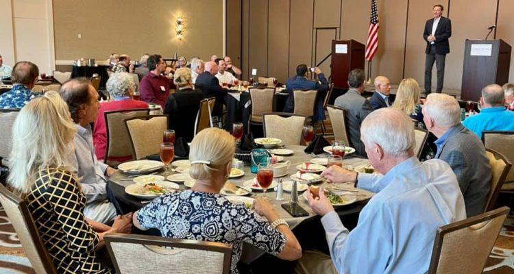 Aransas County Reception with Congressman Michael Cloud